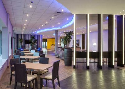 Fireblade VIP terminal at OR Tambo - private-sky Private Air Charters
