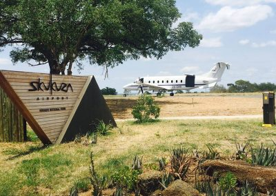 private-sky Private Air Charters large groups Skukuza