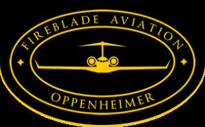 Fireblade logo - private-sky Private Air Charters