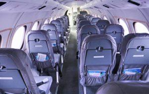 BAE Jetstrean 41 cabin - private-sky Private Air Charters