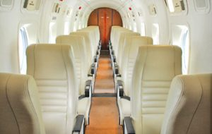 Beechcraft 1900 interior - private-sky Private Air Charters