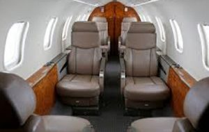 Cessna 402 interior - private-sky Private Air Charters